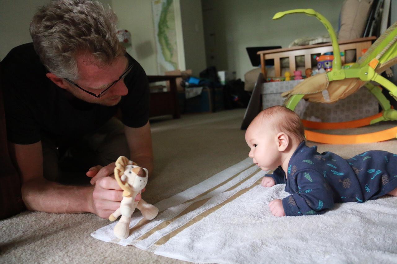 Fatherhood in One Year