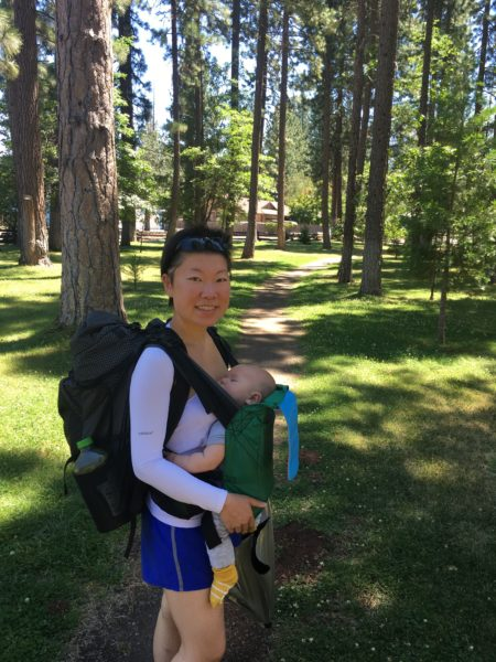 PCT NorCal Day 4: A Day to Burn in Burney