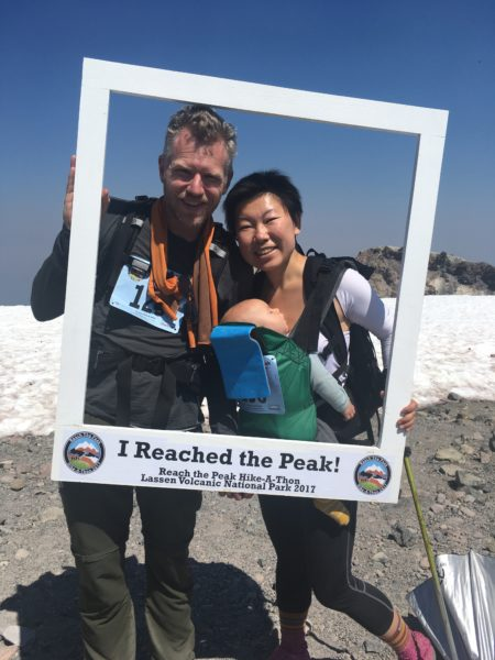 PCT NorCal Day 6: Lassen Peak Hike-A-Thon