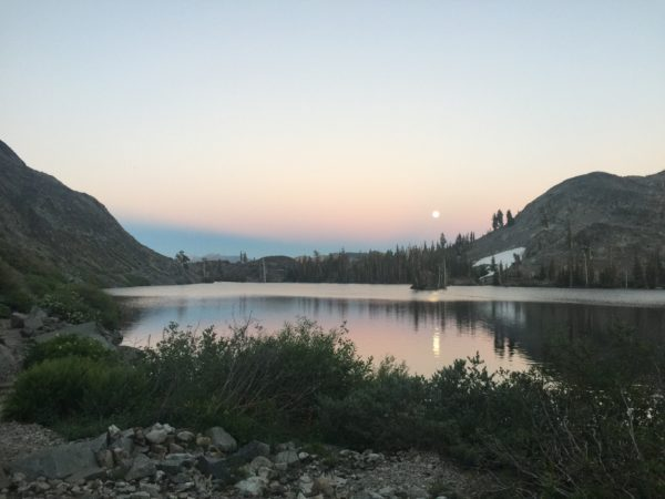PCT NorCal Day 13: Desolation Wilderness